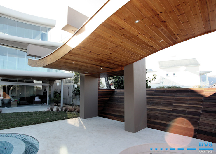 Preller Clifton by DV8 Architects Modern