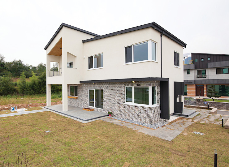 Houses by (주)그린홈예진