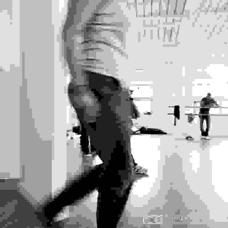 PROGETTO DANZA di CORFONE + PARTNERS studios for urban architecture Eclettico