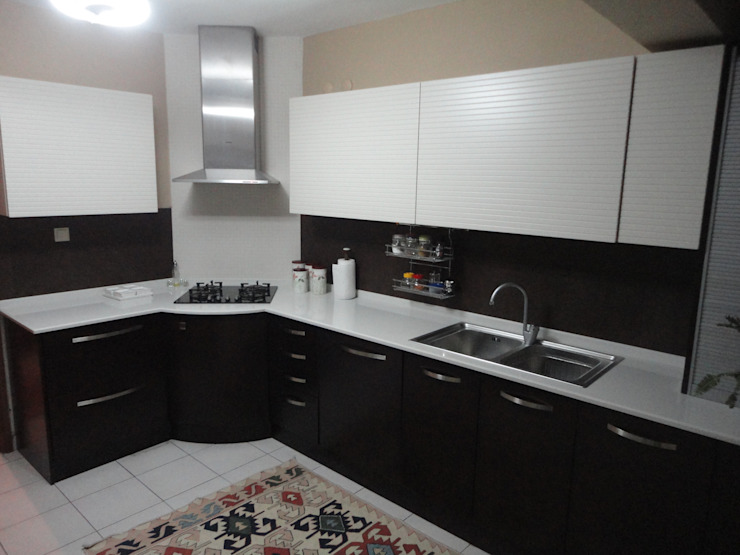 Bülent Mobilya – mutfak: modern tarz , Modern