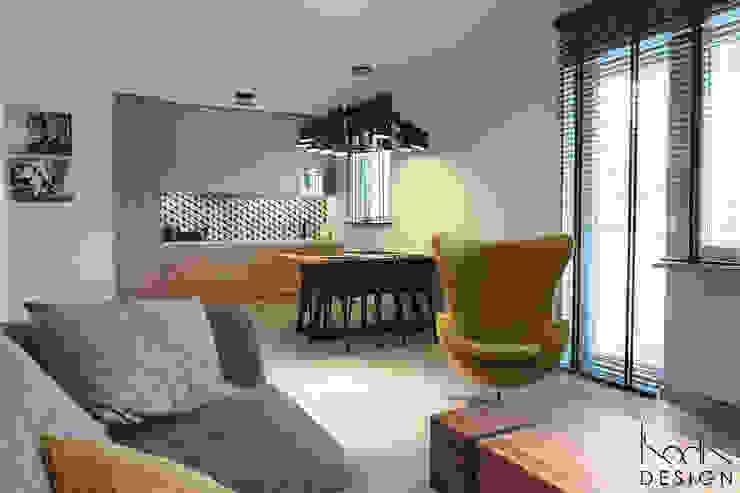 studio projektowe KODA design Dawid Kotuła Living room