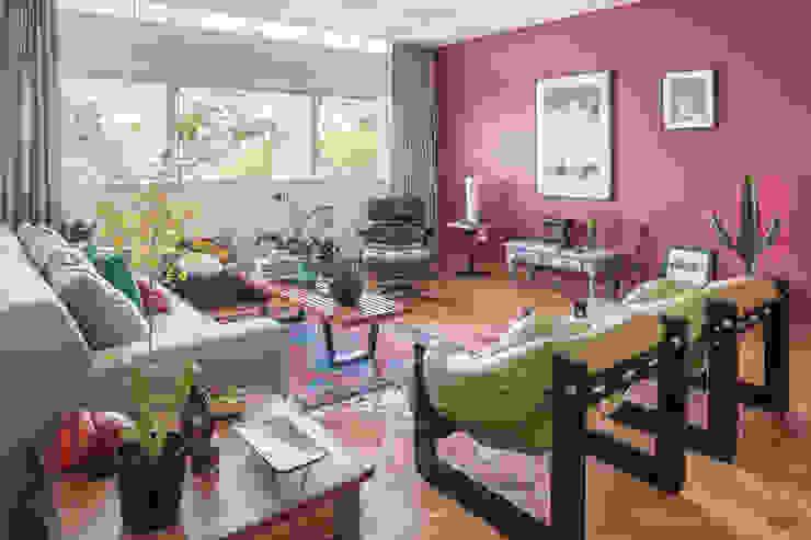 Salas / recibidores de estilo  por Joana França, Moderno
