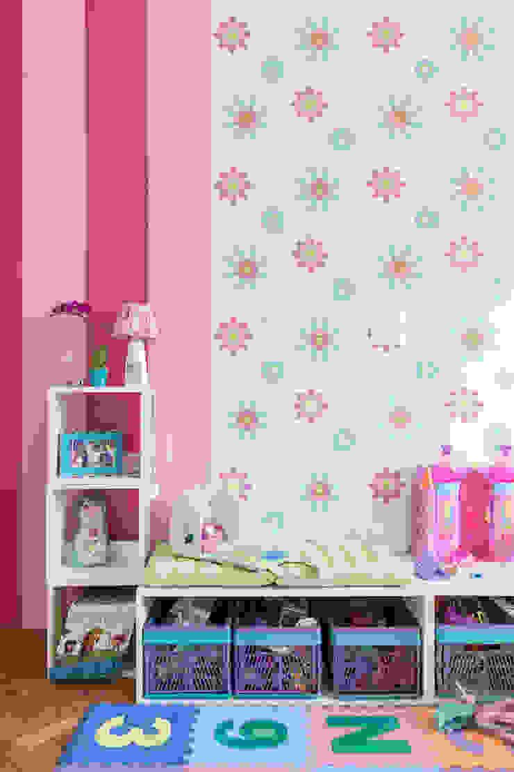 Joana França Dormitorios infantiles de estilo moderno