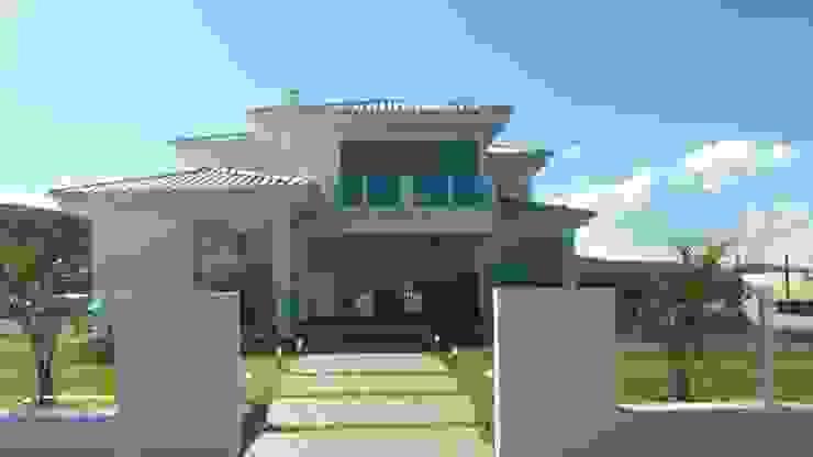 Moderne Häuser von Arquiteta Ana Paula Paiva Modern