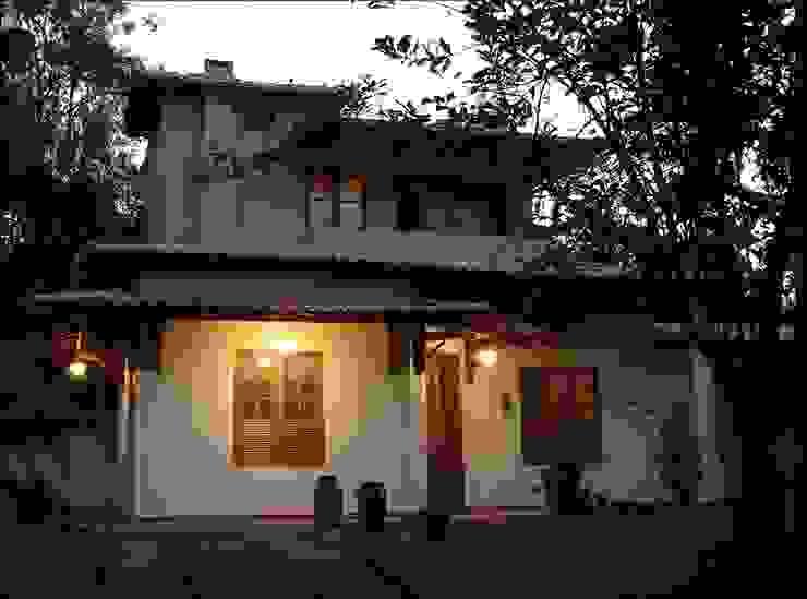 Rumah Gaya Rustic Oleh Arquiteta Ana Paula Paiva Rustic