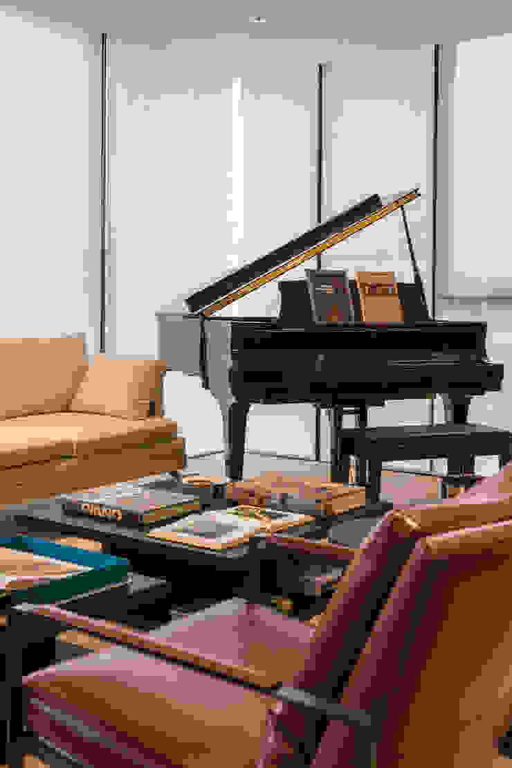 Departamento Citadel - ARCO Arquitectura Contemporánea Salones clásicos de ARCO Arquitectura Contemporánea Clásico