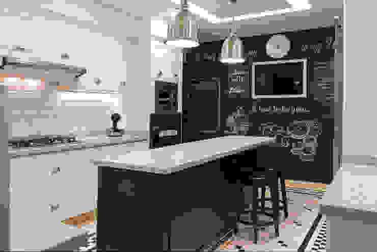 Departamento Citadel - ARCO Arquitectura Contemporánea ARCO Arquitectura Contemporánea Cocinas de estilo clásico
