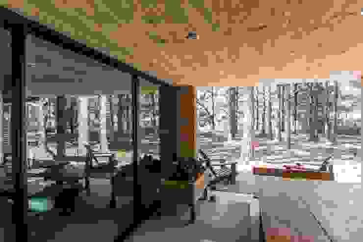 Casa El Faro 01. Carmelo, Uruguay Casas modernas: Ideas, imágenes y decoración de TC Estudio Moderno Hormigón