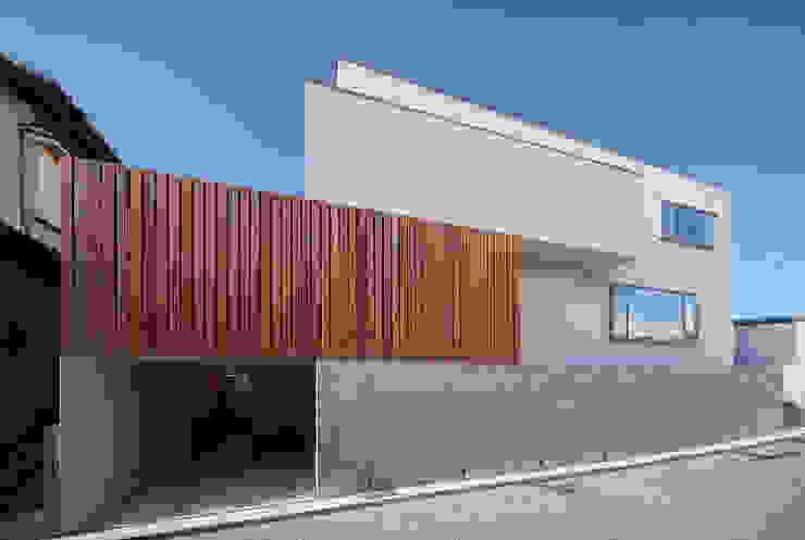 Maisons scandinaves par 一級建築士事務所haus Scandinave Bois Effet bois