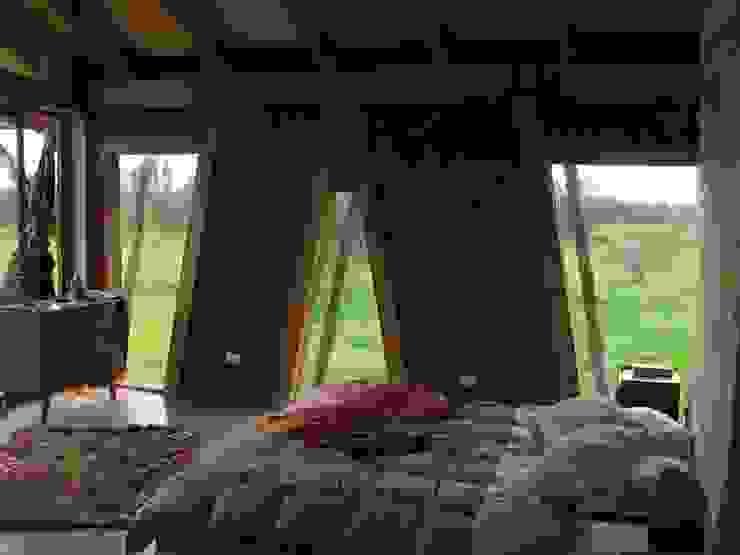 Estudio Terra Arquitectura & Patrimonio Modern Bedroom