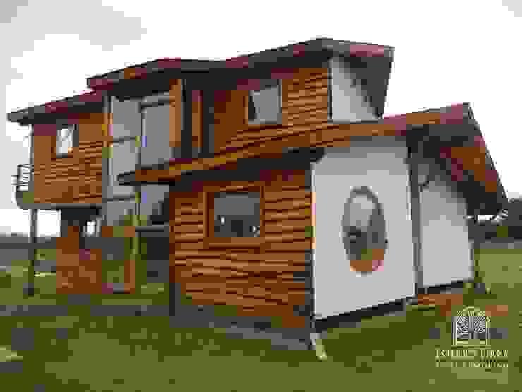 : Casas de estilo  por Estudio Terra Arquitectura & Patrimonio