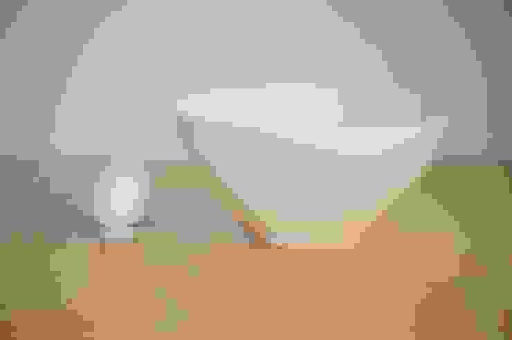 Bowl M: suzugamaが手掛けた現代のです。,モダン 陶器