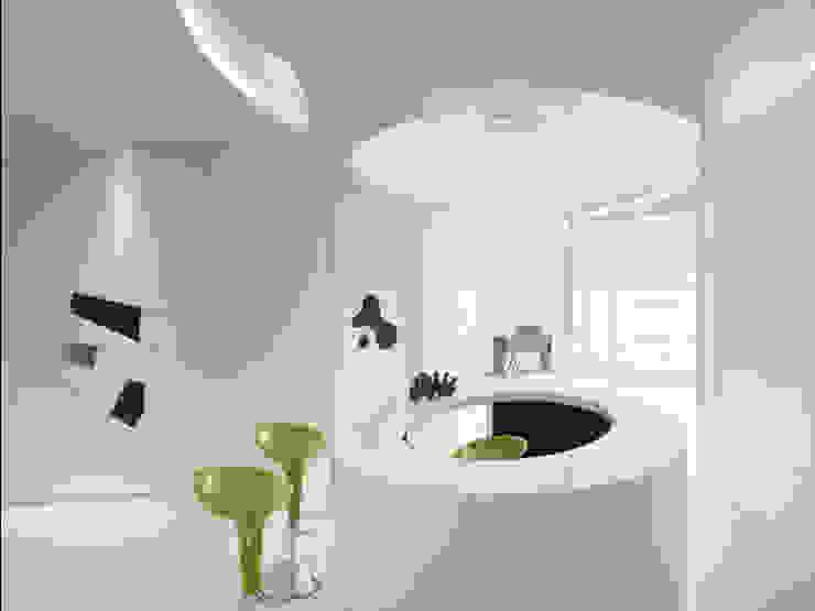 人動試驗 根據 築築空間 現代風