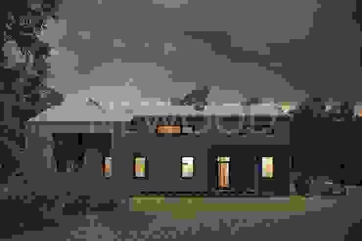 NEWOOD - Современные деревянные дома 房子 木頭 Wood effect