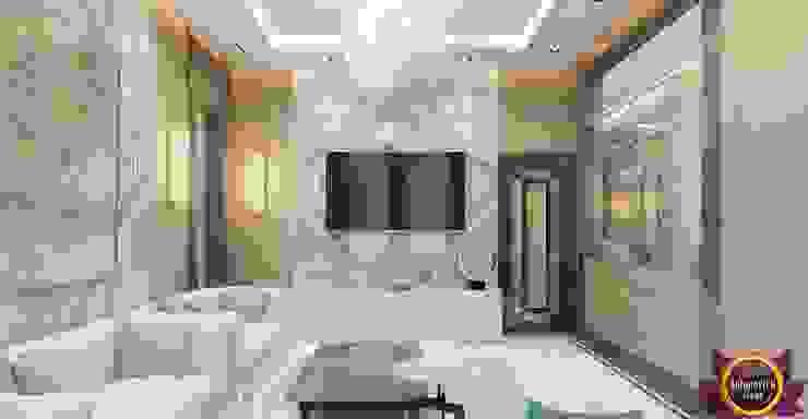 Modern house Design of Katrina Antonovich Modern living room by Luxury Antonovich Design Modern