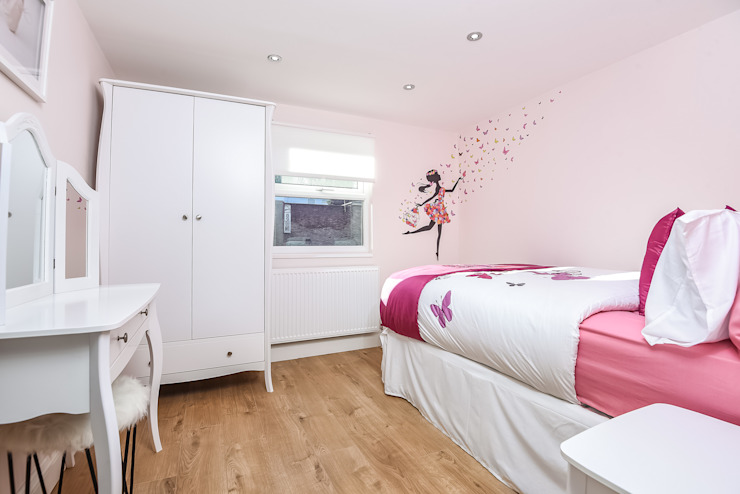 Girls Bedroom 2 Millennium Interior Designers