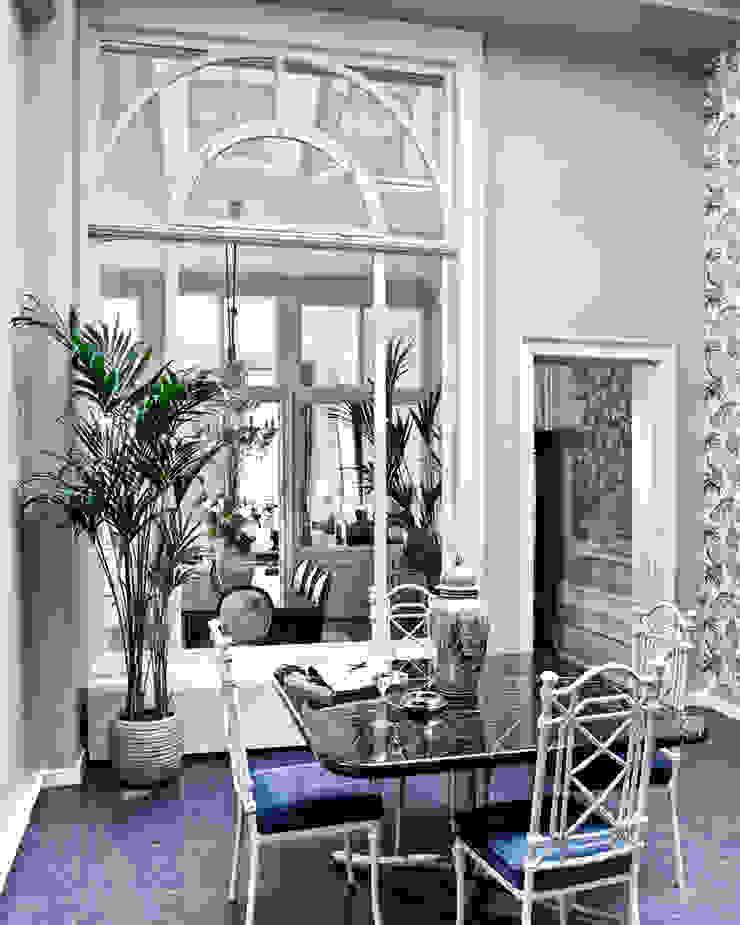 Canal Residence Amsterdam Eclectische keukens van Ethnic Chic - Home Couture Eclectisch