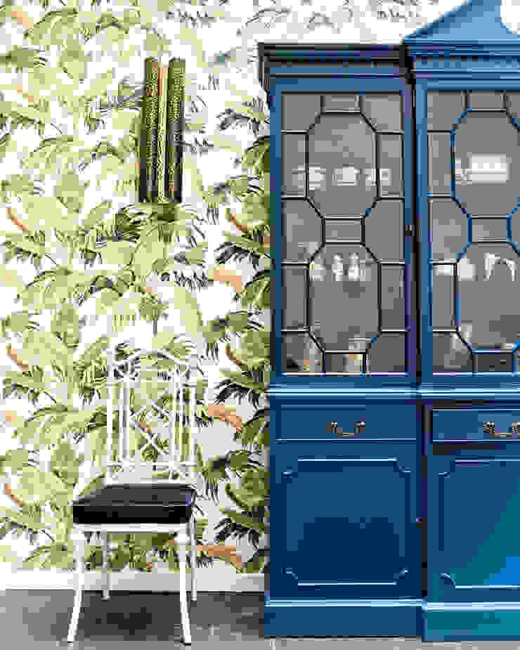 Canal Residence Amsterdam Eclectische gangen, hallen & trappenhuizen van Ethnic Chic - Home Couture Eclectisch