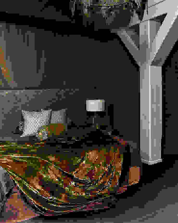 Canal Residence Amsterdam Eclectische slaapkamers van Ethnic Chic - Home Couture Eclectisch