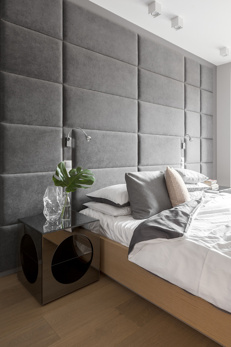 Finchstudio Modern style bedroom