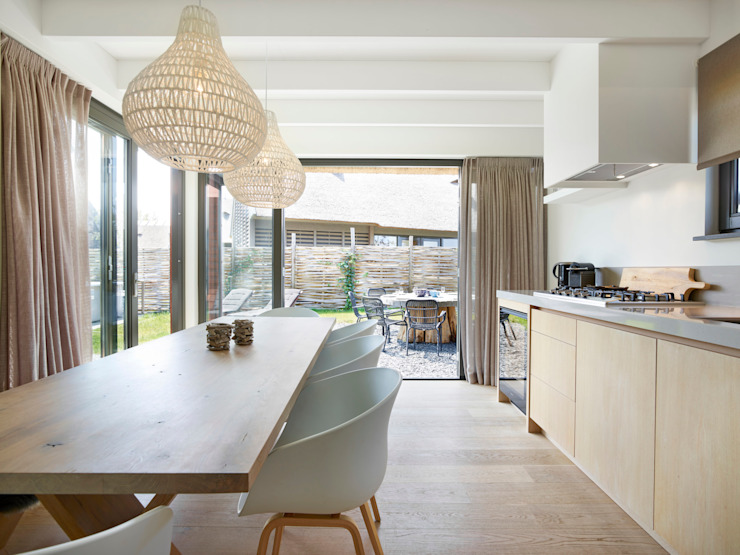Hinabaay 現代廚房設計點子、靈感&圖片