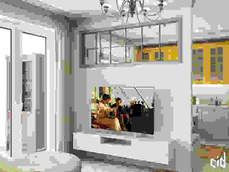 Center of interior design Living room