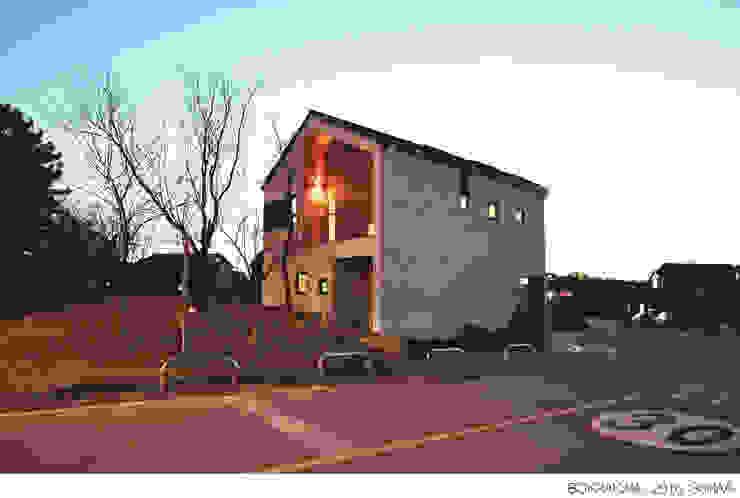 من 소하 건축사사무소 SoHAA حداثي