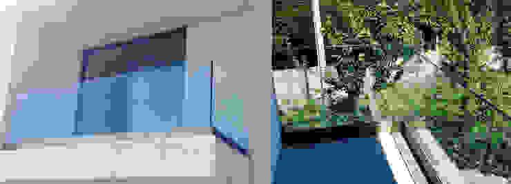 Habitação unifamiliar Casas minimalistas por face lda Minimalista