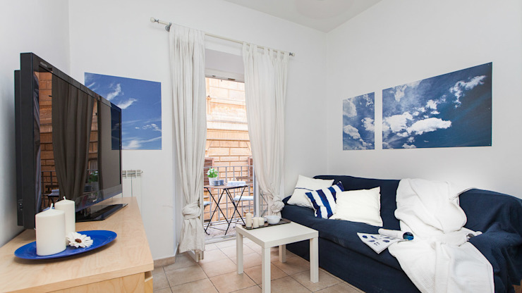 Progetti e caffè Living roomAccessories & decoration