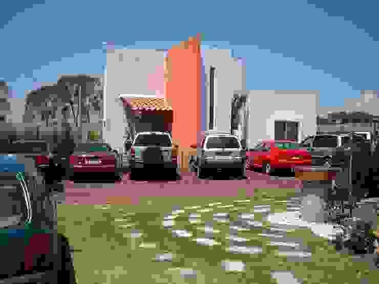 Casa Gonzalez de SG Huerta Arquitecto Cancun Moderno Caliza