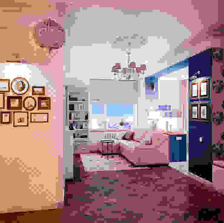 Klassische Wohnzimmer von Marina Sarkisyan Klassisch