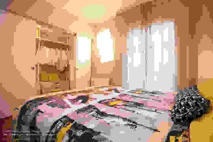Dormitorios de estilo moderno de Rachele Biancalani Studio Moderno Madera Acabado en madera