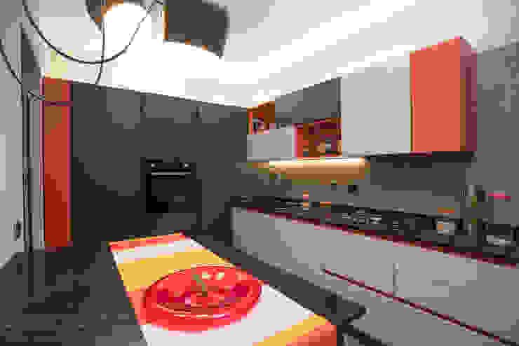 Cocinas de estilo moderno de Rachele Biancalani Studio Moderno