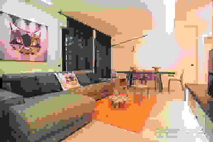Livings de estilo moderno de Rachele Biancalani Studio Moderno