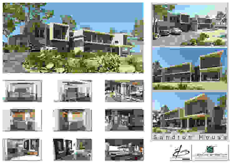 Presentation for Graeme Sparrow Architects Modern houses by Edge Design Studio Architects Modern