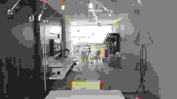 Projeto JC|V Salas de estar clássicas por Office Duo Arquitetura e Interiores Clássico