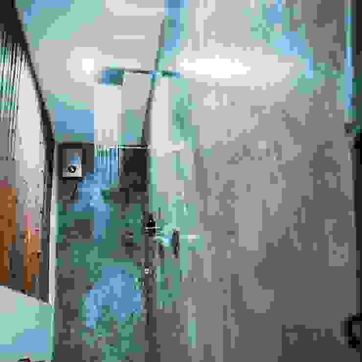 Bamboo spa and little dimsum โดย Glam interior- architect co.,ltd เอเชียน ไม้จริง Multicolored