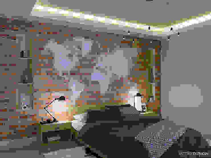 Bedroom by metrixdesign, Minimalist