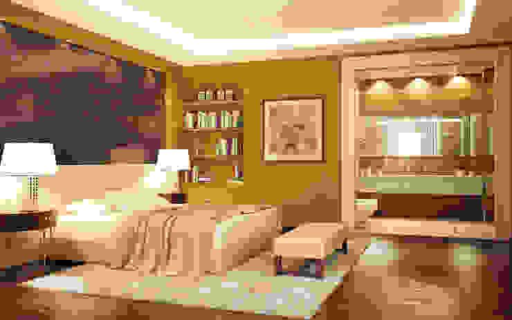 12 Tolle Ideen Fur Die Wandgestaltung Im Schlafzimmer Homify