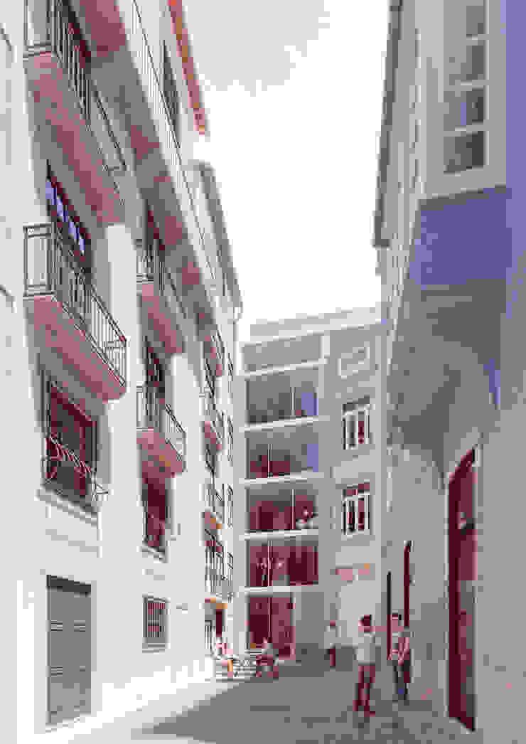 MAH Casas asiáticas por Gabriela Pinto Arquitetura Asiático