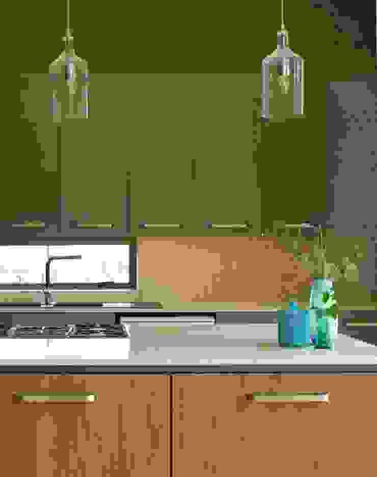 kitchen details Modern kitchen by Human Voice Architects Modern