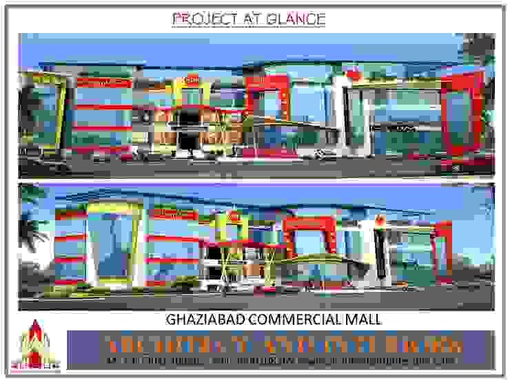 Oleh Absolute Architect and Interiors Klasik