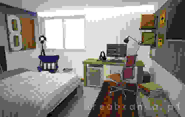 Modern Bedroom by Areabranca Modern