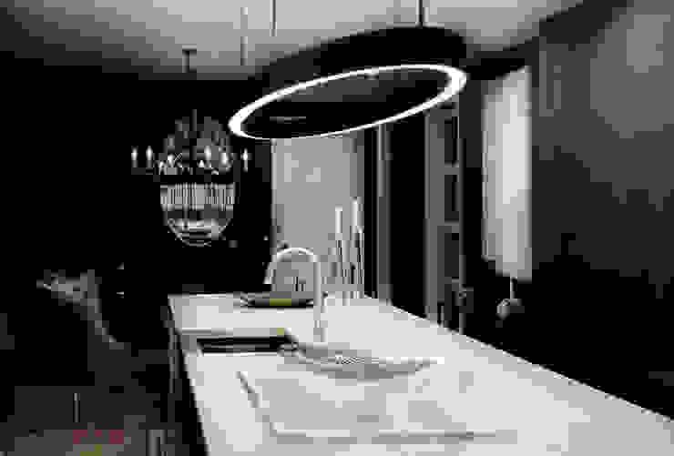 Kitchen - The Pearl Modern Kitchen by Joe Ginsberg Design Modern