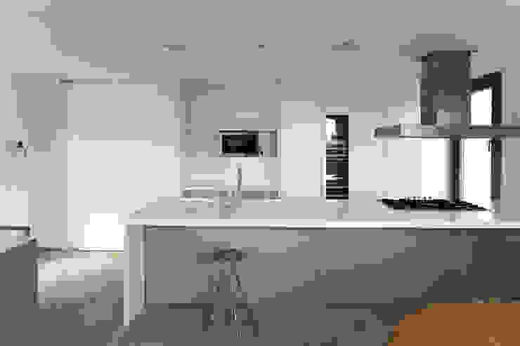 Cozinhas modernas por ÁBATON Arquitectura Moderno
