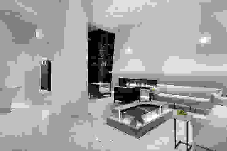 Lobby Marmara Park Avenue Hotel by Joe Ginsberg Design Modern