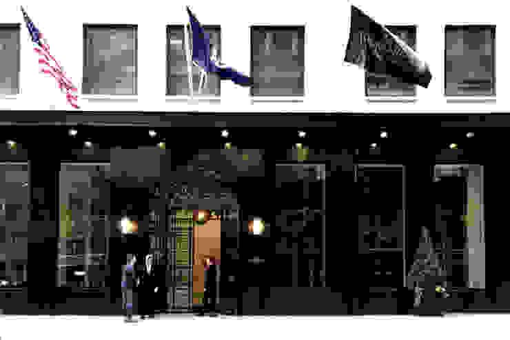 Marmara Park Avenue Hotel New York by Joe Ginsberg Design Modern