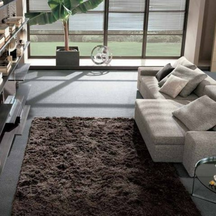 Oturma odası dekorasyonu Modern Yatak Odası ML MIMARLIK VE DEKORASYON Modern