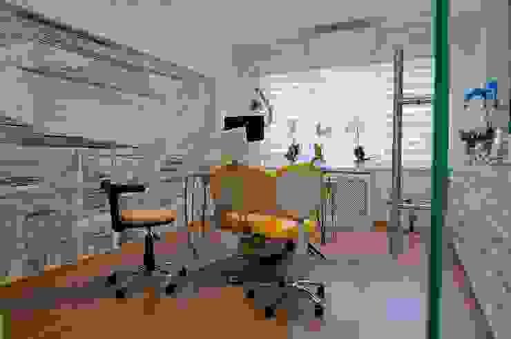 Ofis İç Mimari Modern Klinikler ML MIMARLIK VE DEKORASYON Modern