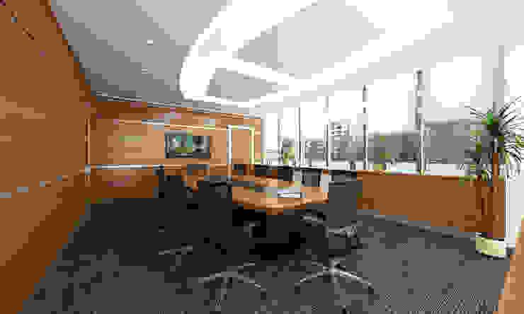Ofis İç Mimari ML MIMARLIK VE DEKORASYON Modern